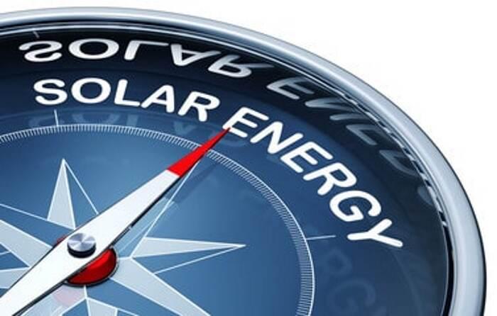 Solar Enery Compass