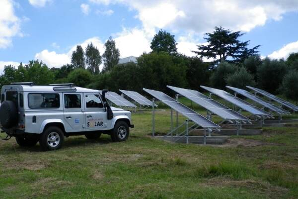 Solar on Pasture in Mittagong