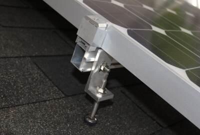 Solar Hanger Bolts for Slate Roof