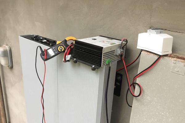 Tesla Battery Testing
